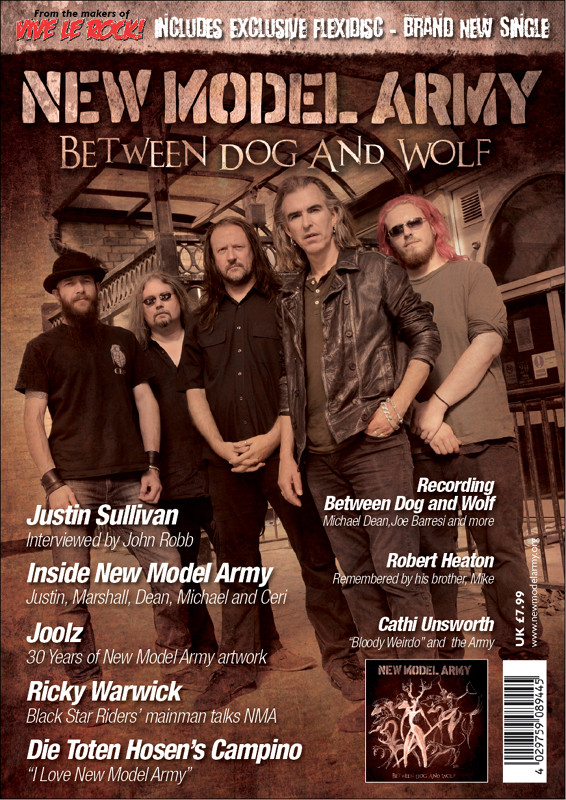 Vive Le Rock New Model Army Special
