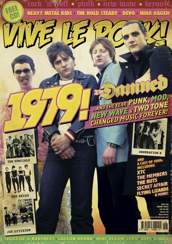 Vive Le Rock Issue 18 - 1979