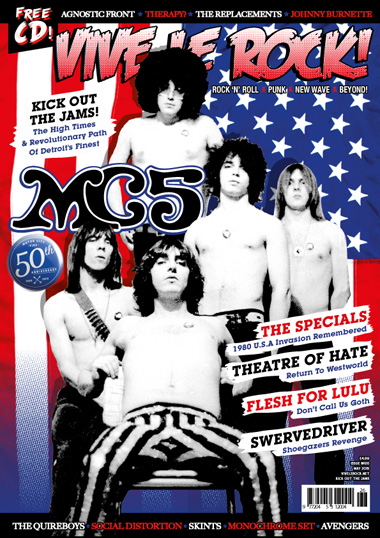 Vive Le Rock Issue 26 - MC5