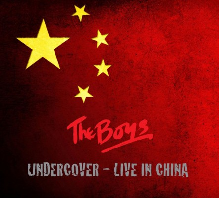 THE BOYS LIVE IN CHINA