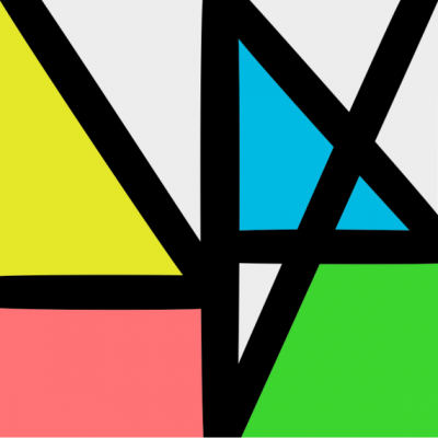new order coverArt