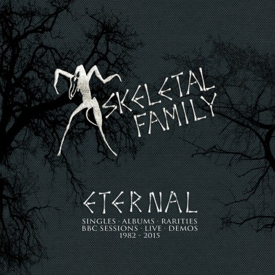 Skeletal Family - Finished Cover