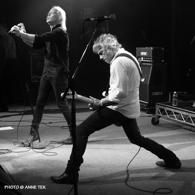 Radio Birdman live photo- Anne Tek