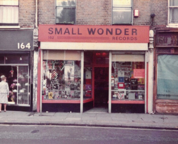 Small Wonder shop front