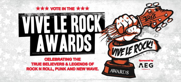 Vive Le Rock Awards 2018