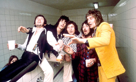 Rod Stewart and the Faces