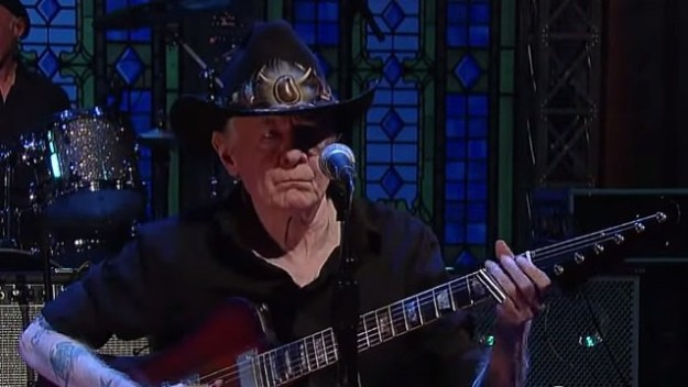 Blues Legend JOHNNY WINTER Dead At 70