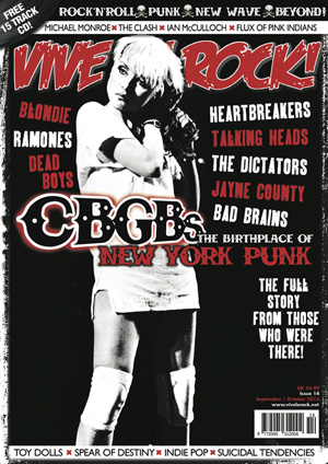 Vive Le Rock Issue 14 - CBGB's