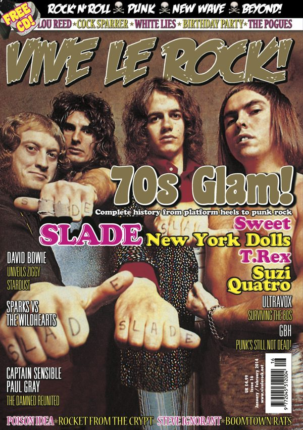 Vive Le Rock Issue 16 - '70s GLAM