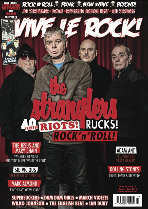 Vive Le Rock Issue 17 - THE STRANGLERS
