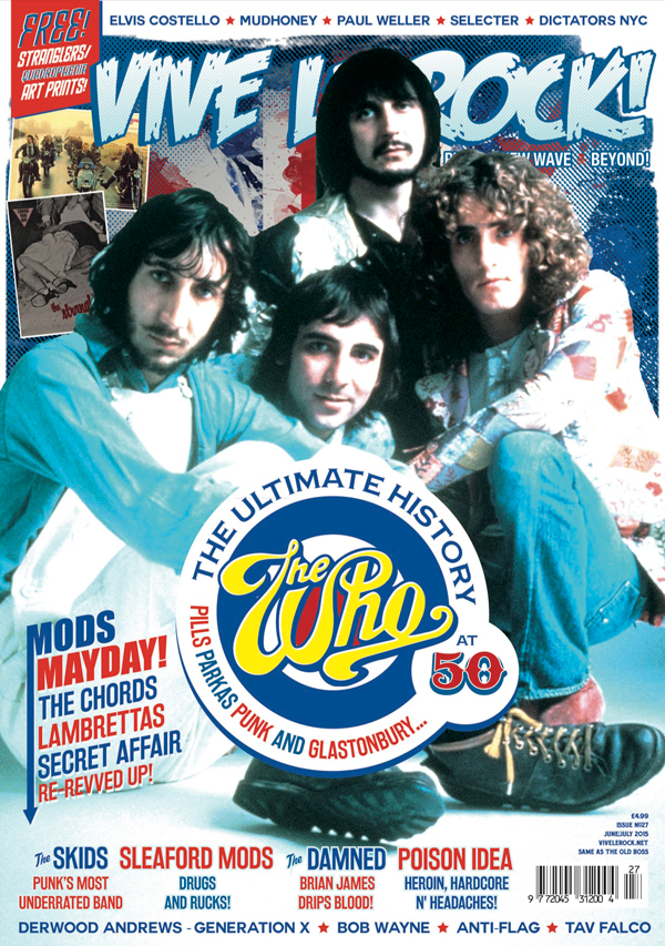Vive Le Rock Issue 27 - The Who