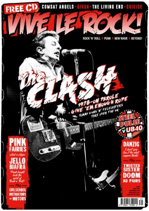 Vive Le Rock issue 31 - The Clash