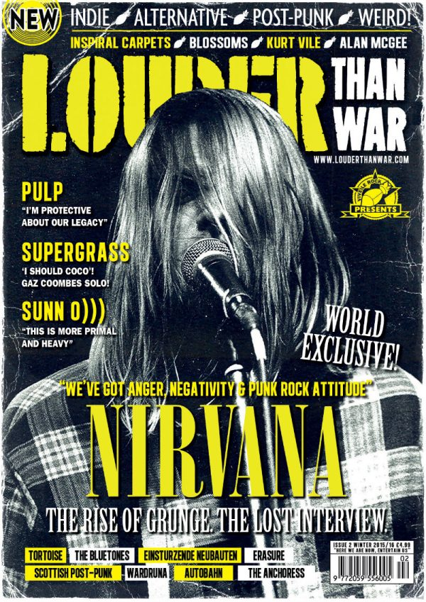 Louder Than War Issue 2