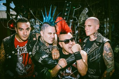 THE CASUALTIES NEW TRACK EXCLUSIVE!